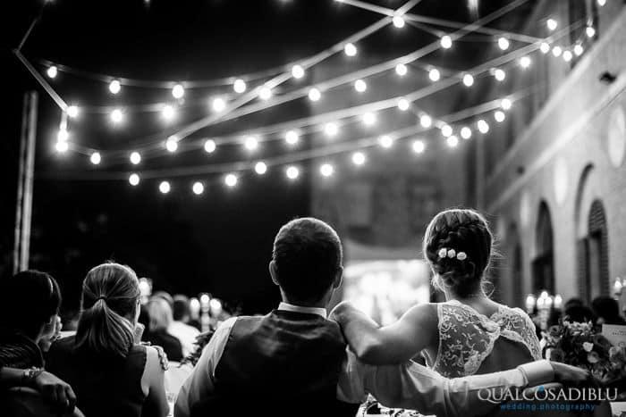Wedding at Tenuta Bichi Borghesi Siena | Ludivine & Matthieu