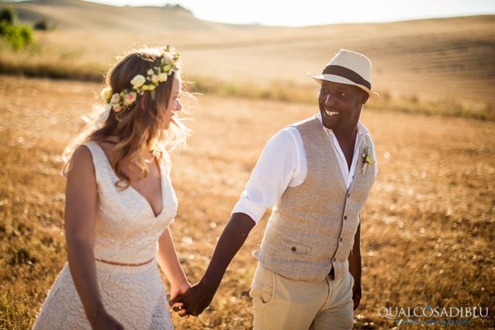 Country Wedding in Lajatico - | Stefanie & Jan
