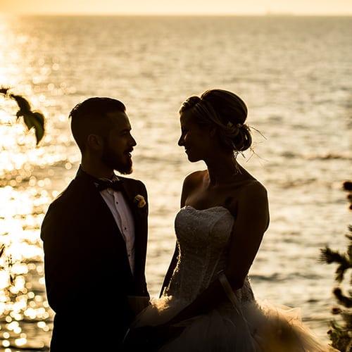 Wedding at Villa Parisi – Castiglioncello   Rita & Marco