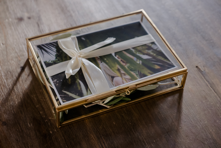 "packaging glass box 5x7"" with fineart prints"