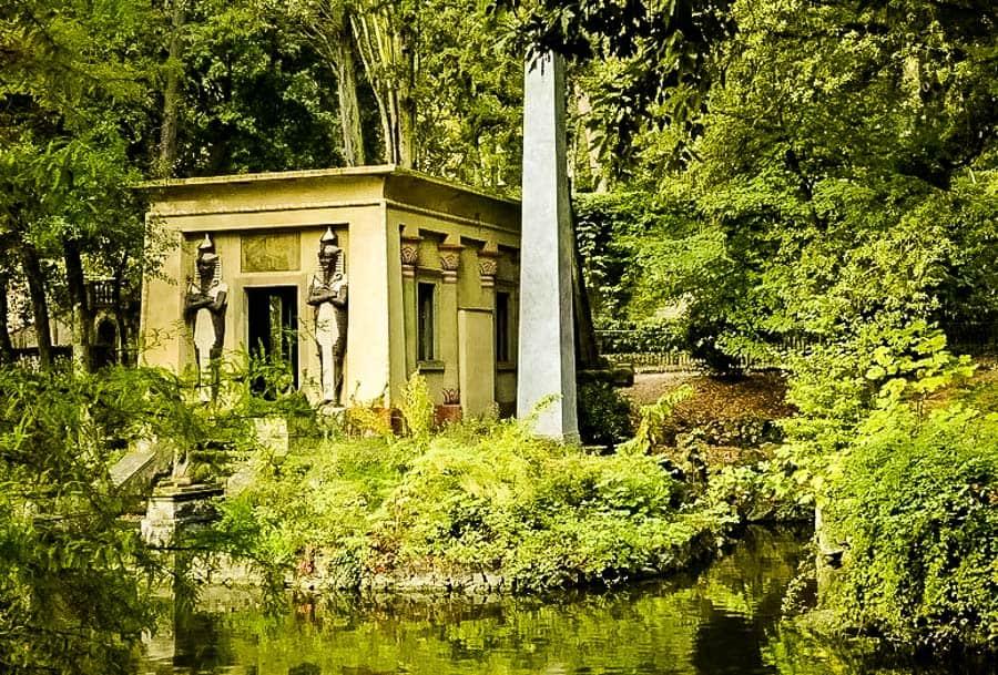 stibbert garden museum florence