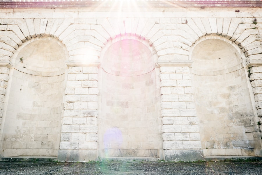 San miniato al monte church florence archs