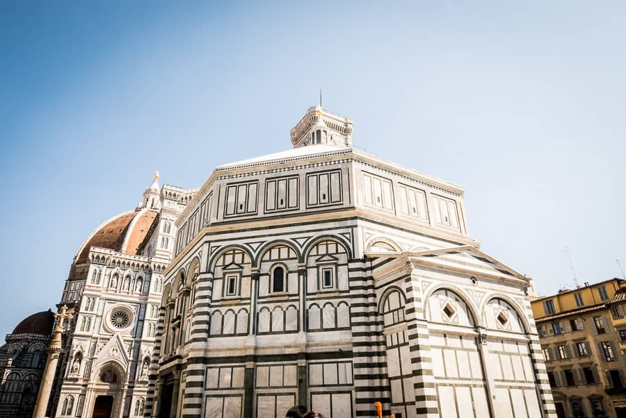 Baptistery Florence