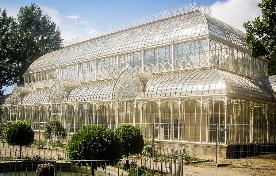 green house horticultural garden florence