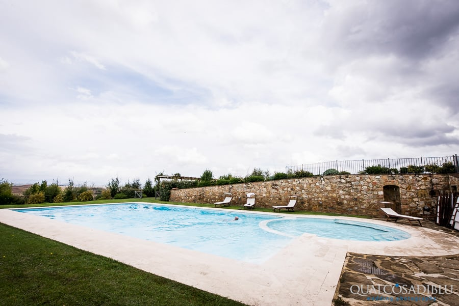 swimming pool borgo della meliana certaldo
