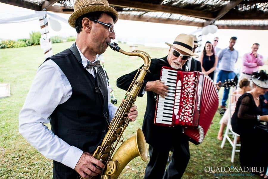 folk trio music ceremony borgo della meliana