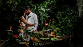 Welcome to the Jungle | Wedding Inspiration shooting