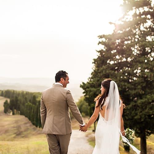 Wedding at Borgo della Meliana – Certaldo | Alex & Chantal