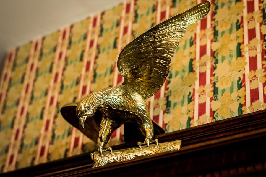 west lane inn ct eagle detail