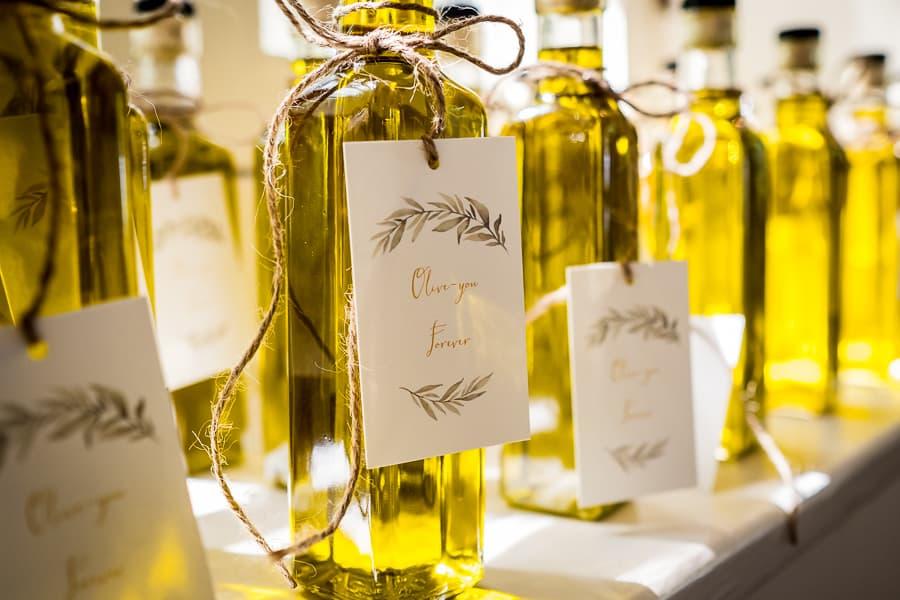 olive oil wedding gift details keeler tavern museum