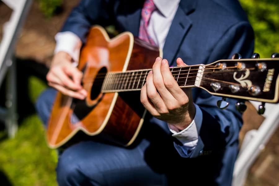 guitar music details ceremony