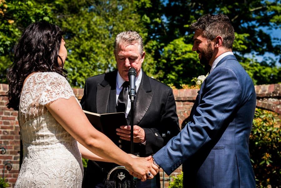 wedding keeler tavern museum ceremony