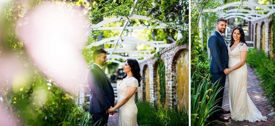 keeler tavern museum bride groom together