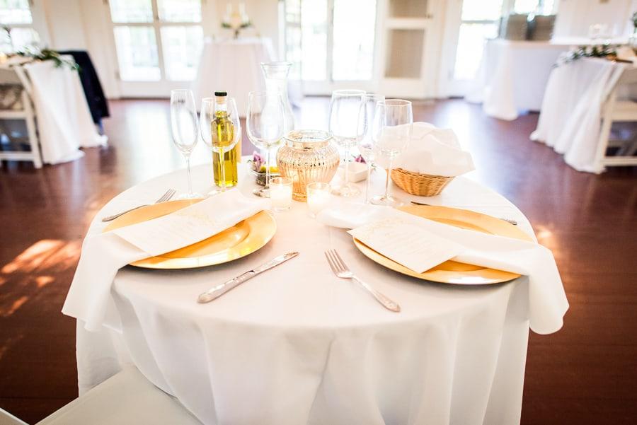 wedding main table detail keeler tavern museum ridgefiled ct