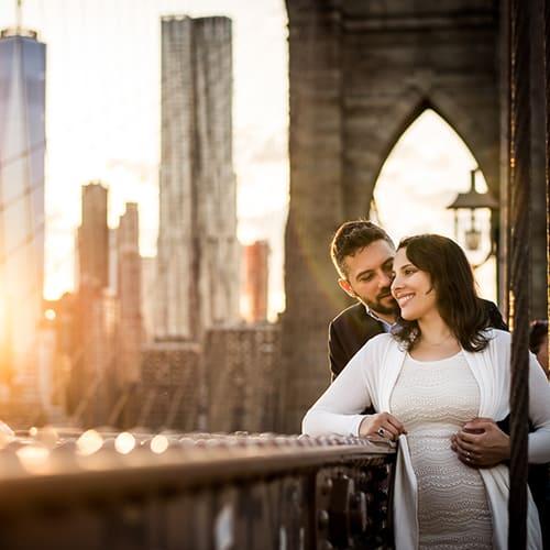 Engagement New York – Brooklyn   Julia & Adam