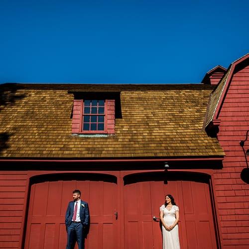 Wedding at Keeler Tavern – Ridgefield CT | Julia & Adam