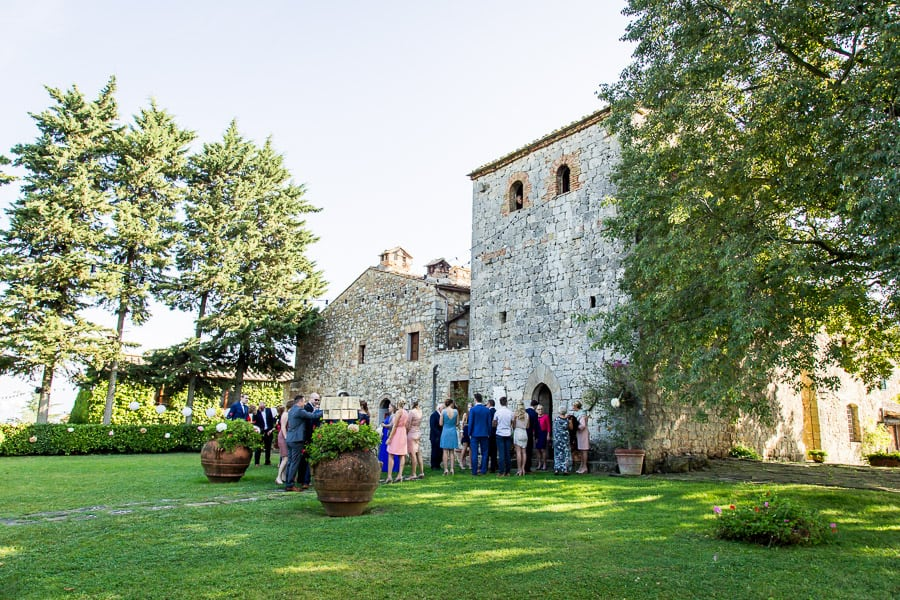 fattoria di larniano tower guests