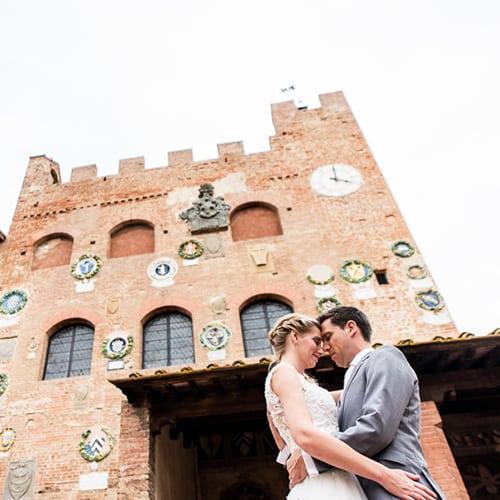 Wedding at Fattoria di Larniano – San Gimignano | Mark & Cathelijn
