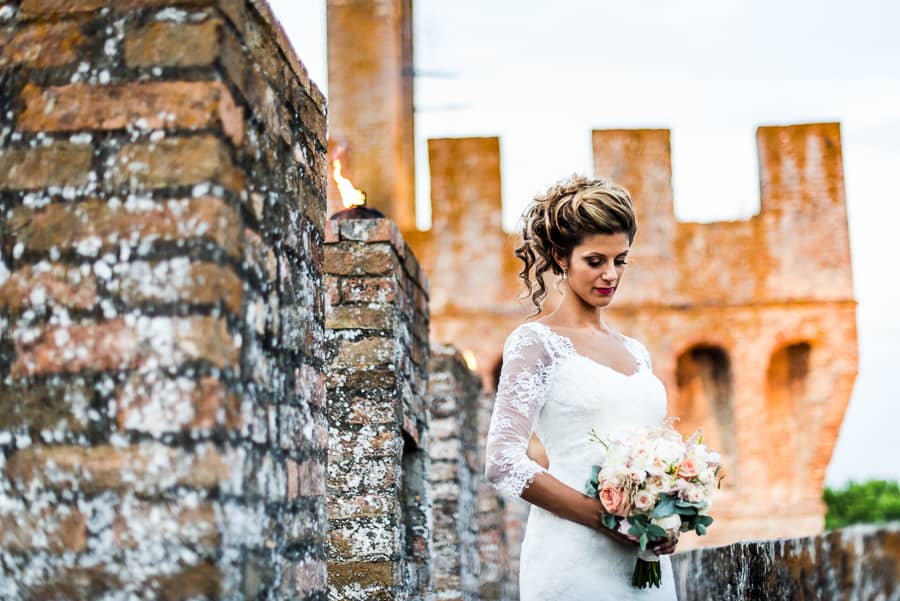 bride walls castle oliveto