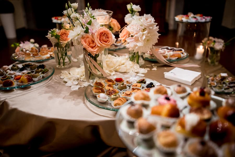 sweets dessert wedding
