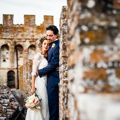 Wedding at Oliveto Castle | Valentina & Andrea