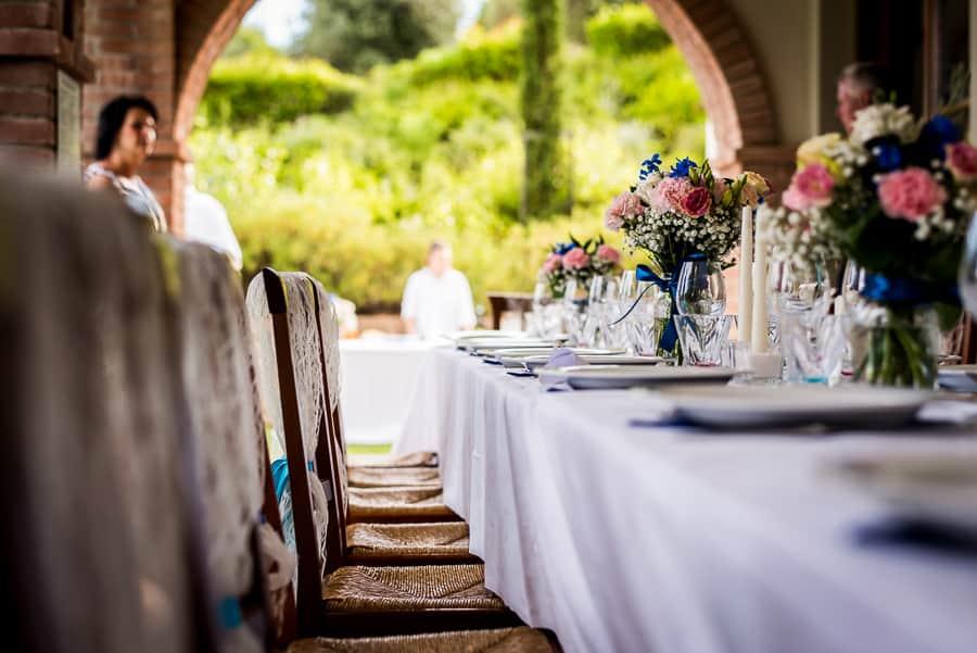 dressed tables fattorie santo pietro