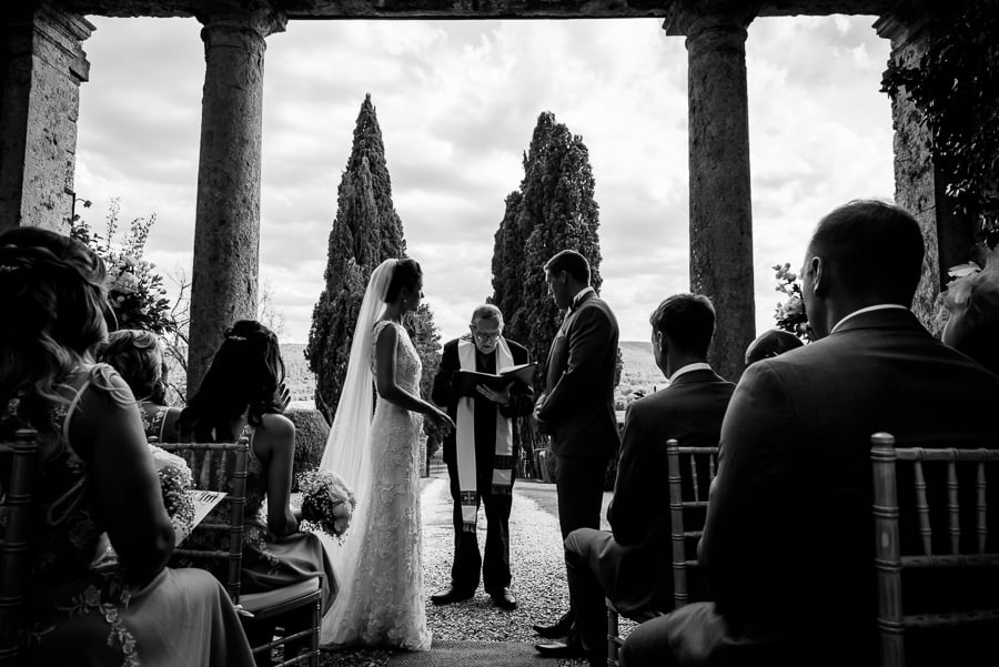 ceremony moment wedding borgo stomennano