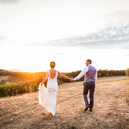 Wedding at Borgo Stomennano – Siena | Samantha & David