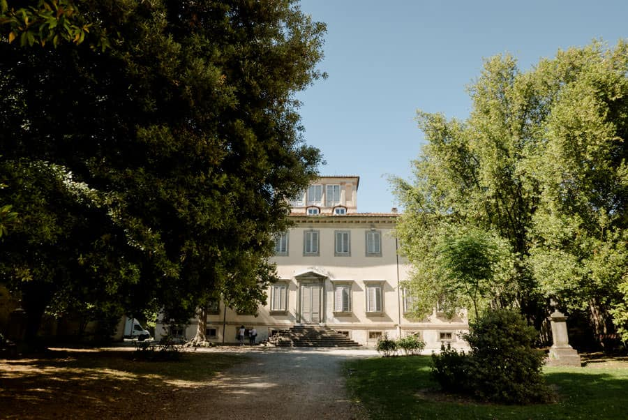 Villa Bottini in Lucca