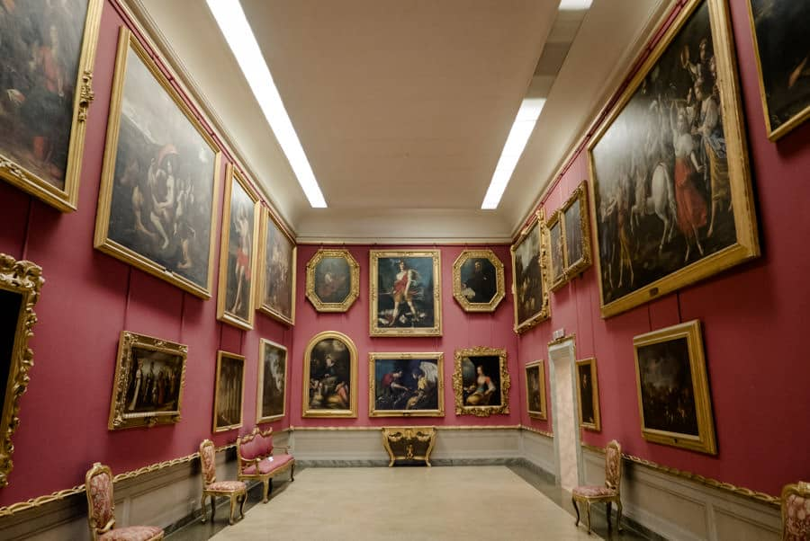 Museum of Palazzo Mansi in Lucca