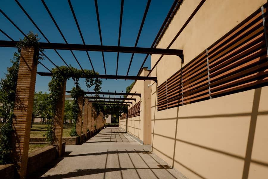 Parcheggio ex caserma Mazzini Lucca