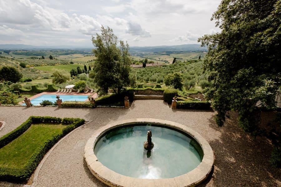 fattoria di cinciano panoramic view