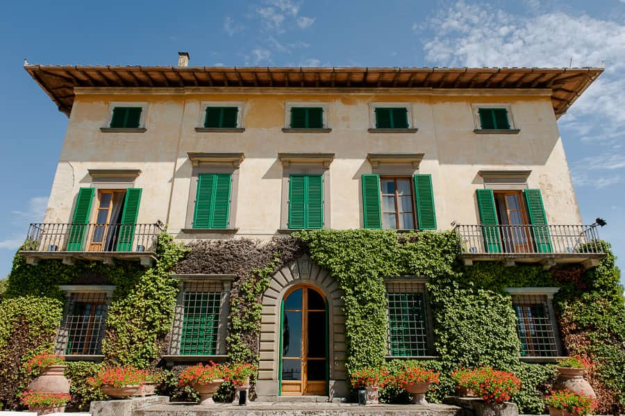 Fattoria Montecchio Villa