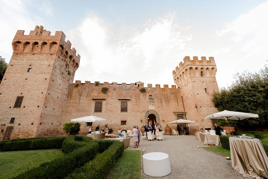 Oliveto Castle