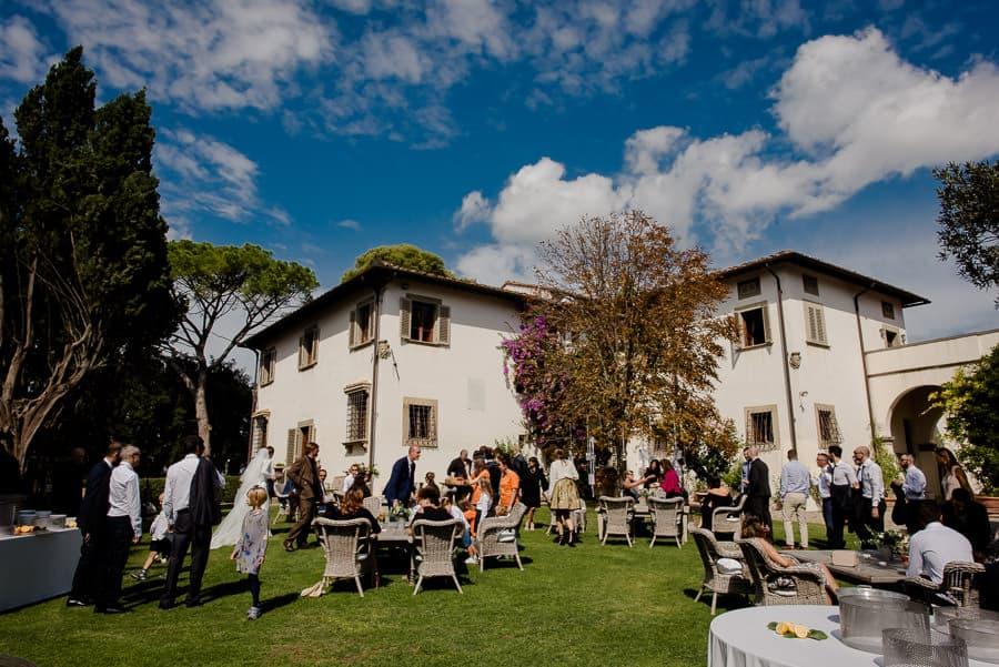 Villa Dianella garden