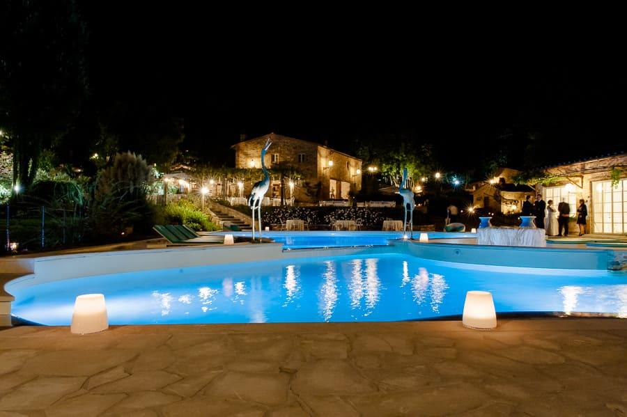 valle di badia swimming pool