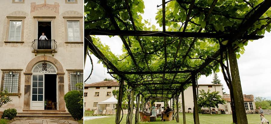 villa buonvisi garden