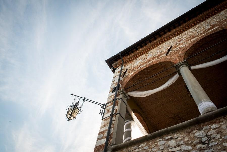 villa rinascimento detail