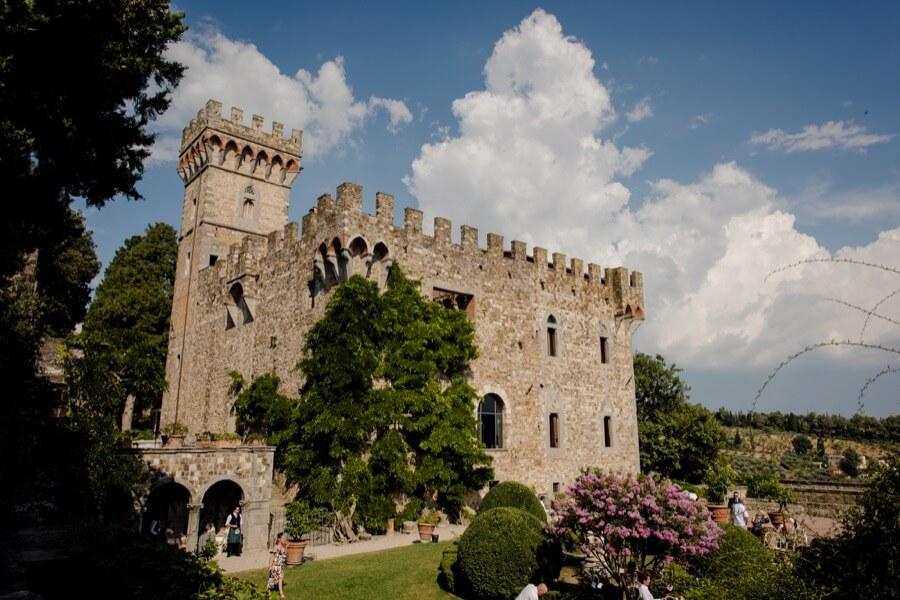 vincigliata castle florence
