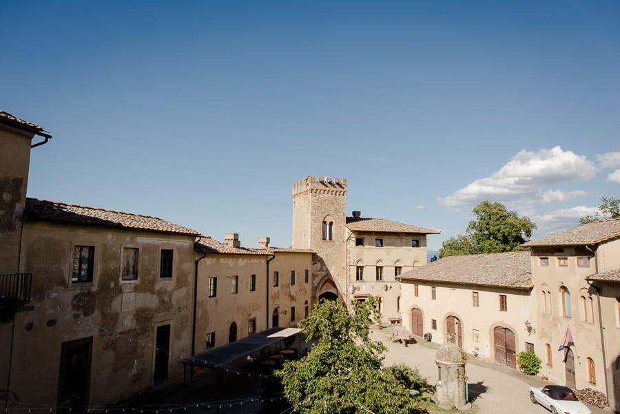 castle of Santa Maria Novella