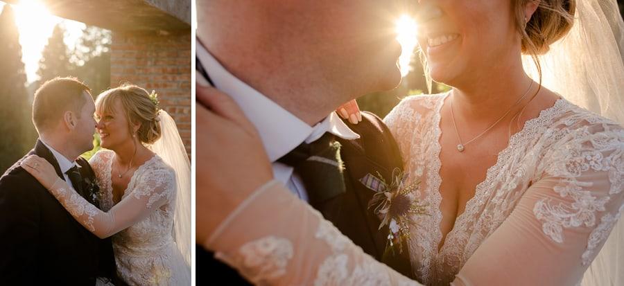 bride and groom photo session vincigliata castle florence