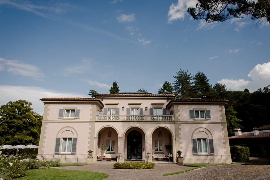 Villa Cora Florence Dependance