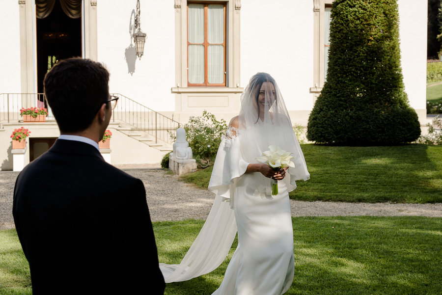 here comes the bride villa cora florence