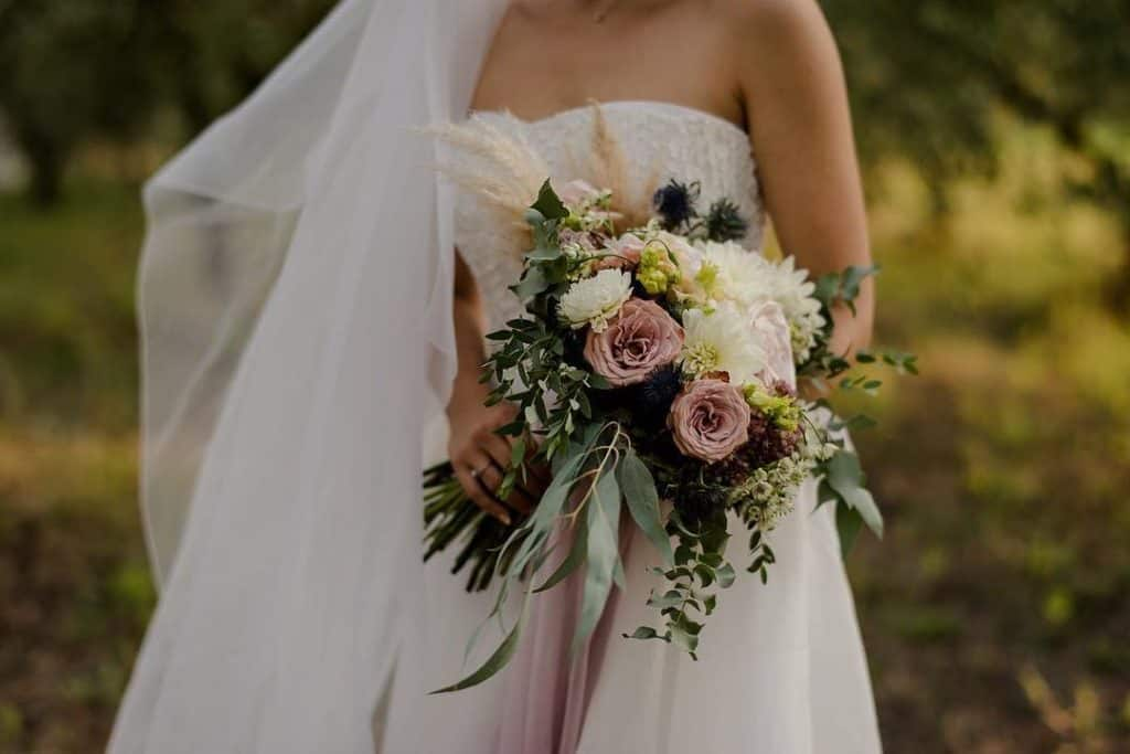 Tuscany Wedding Styling Ideas and Inspiration flowers bouquet
