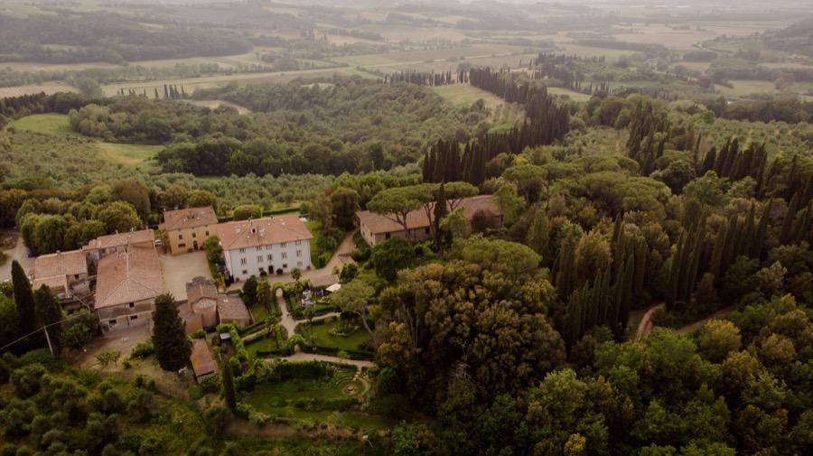 view of Tenuta di Pratello Country Resort