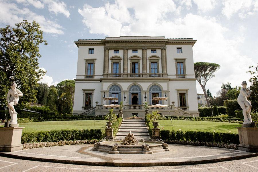 villa cora florence wedding venue