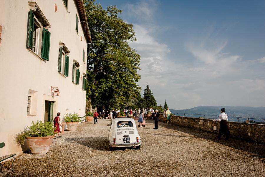 villa montefiano florence