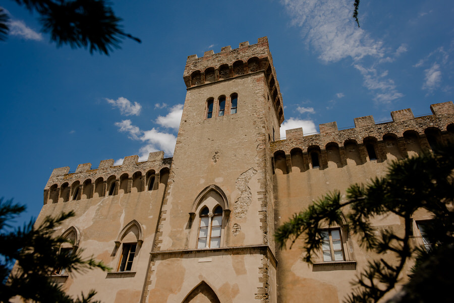 Santa Maria Novella Castle Tuscany