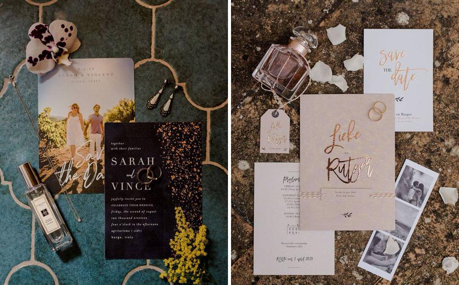 wedding invitations tuscany