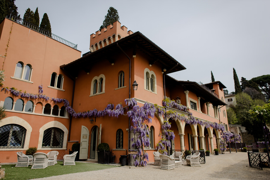 Villa le Fontanelle Florence